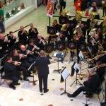 Rockville Brass Band, Westfield Montgomery Mall, November 30, 2014