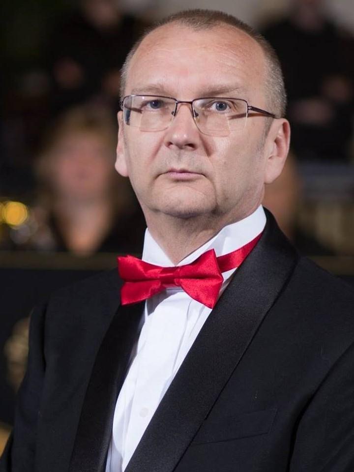 Nigel Horne Portrait