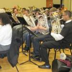 Mass brass euphoniums